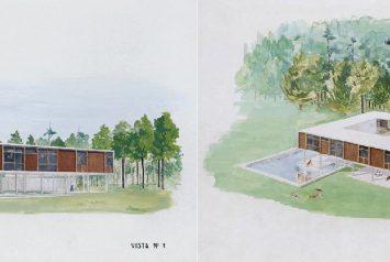 Exterior Casa hermano Amancio Williams