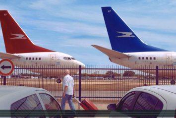 Aviones deformados, una perspectiva distinta
